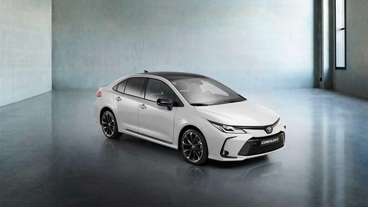 Toyota Corolla'ya GR Sport donanımı ekleniyor