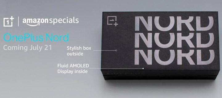OnePlus Nord'un teknik detayları belli oldu