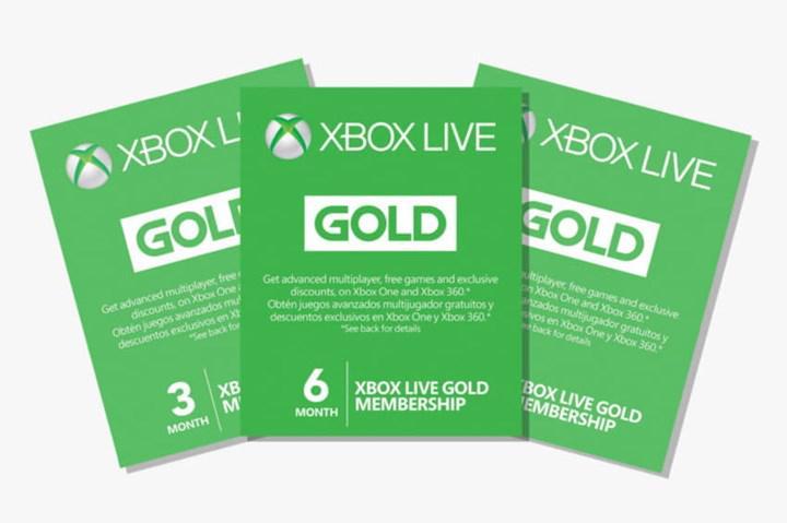 Microsoft, 12 aylık Xbox Live Gold paketinin satışına sessiz sedasız son verdi