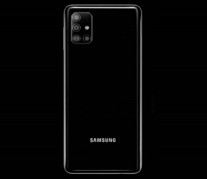 Samsung Galaxy M31s'in ilk görüntüleri yayınlandı