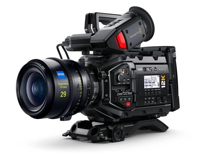 Blackmagic yeni 12K kamerasını duyurdu