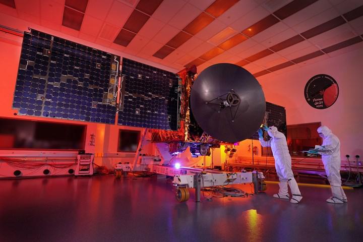 Birleşik Arap Emirlikleri'nin dev Mars yolculuğu bu gece başlıyor