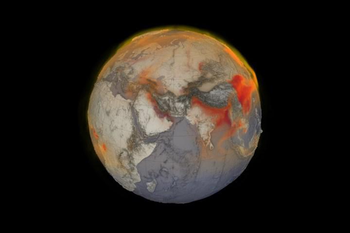 Küresel metan gazı emisyon oranları rekor seviyelere ulaştı