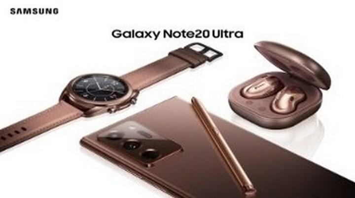 Samsung'un tüm yeni ürünleri sızdırıldı: İşte Galaxy Z Fold 2, Galaxy Note 20 Ultra, Galaxy Watch 3 ve Galaxy Buds Live
