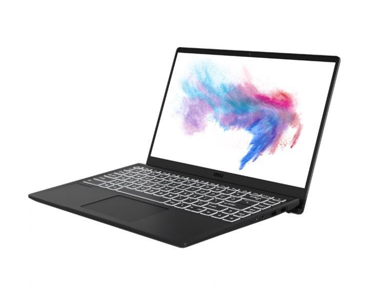 Nvidia MX350 grafikli MSI Modern 14 dizüstü bilgisayarı duyuruldu
