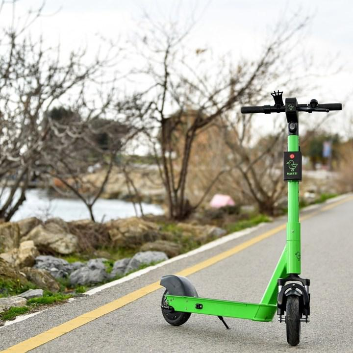 Elektrikli scooter girişimi Martı'ya 25 milyon dolar yatırım