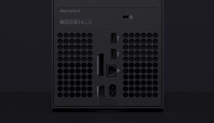 Seagate'in Xbox Series X için üreteceği harici SSD karta ait web sitesi açıldı