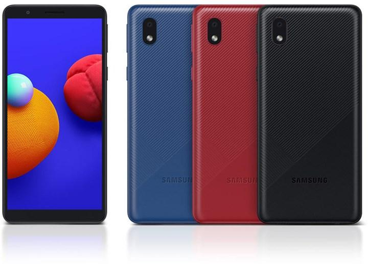 Samsung'dan 74 dolarlık telefon: Galaxy A01 Core
