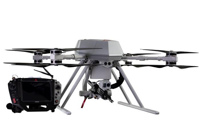 Makineli tüfekli drone Songar'a 'Yerli Malı Belgesi'