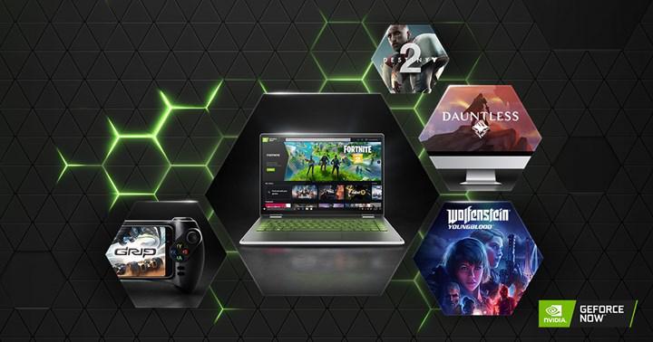 GeForce Now'a yakın bir dönemde Ampere mimarili GPU desteği gelebilir
