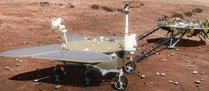 Çin, Mars'a tam üç farklı uzay aracı fırlattı: İşte tarihi görevin detayları