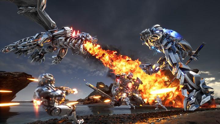 Xbox Series X için geliştirilen Türk yapımı ücretsiz FPS oyunu: EXOMECHA