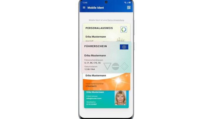 Alman vatandaşları kimliklerini Galaxy S20 üzerinde taşıyacak