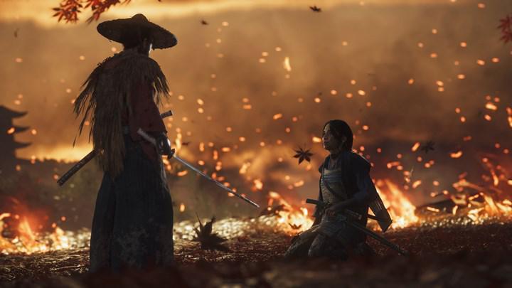 Sony'nin yeni oyunu Ghost of Tsushima satış rekoru kırdı