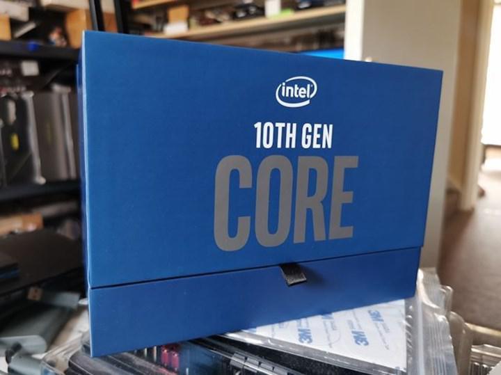 Intel KA son ekli işlemci hazırlığında: Core i9-10850K tanıtım tarihi