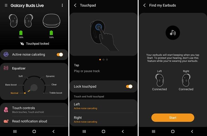Galaxy Buds Live'ın aktif gürültü engelleme özelliği kesinleşti