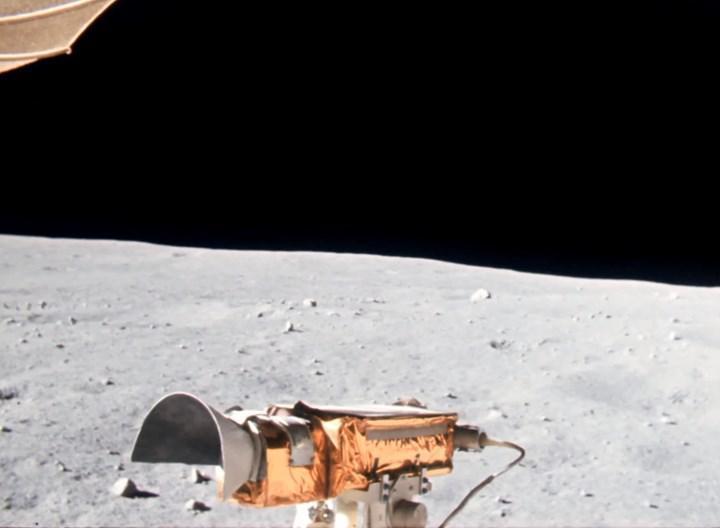 1972'de Ay'da çekilen tarihi video 4K 60FPS'ye dönüştürüldü