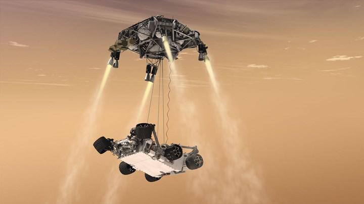 NASA, Mars'a düzenleyeceği görevle ilgili bir tanıtım videosu yayınladı