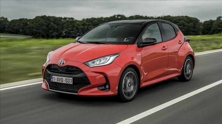Yeni Toyota Yaris'in Türkiye'ye geliş tarihi belli oldu