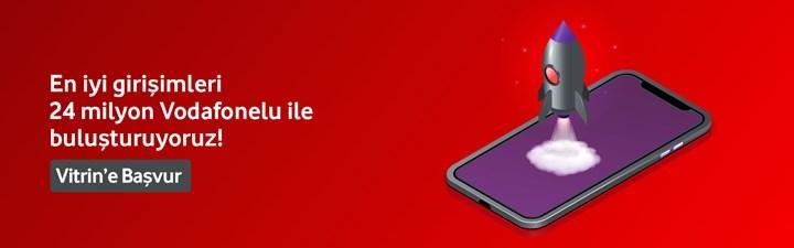Vodafone'dan yerli girişimlere 1 milyon TL'lik destek