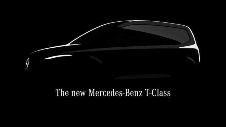 Mercedes'ten yepyeni bir model geliyor: T-Serisi