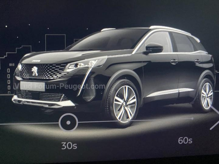 Makyajlı Peugeot 3008 böyle mi görünecek? İlk görseller paylaşıldı