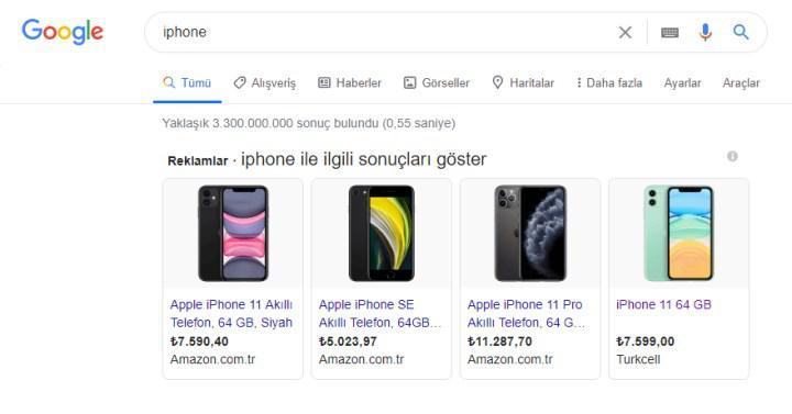 Google yediği ceza nedeniyle Türkiye'deki reklamlarını durduruyor