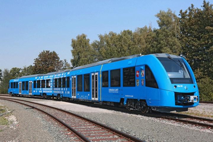 Almanya, trenler için dünyanın ilk hidrojen yakıt istasyonunu inşa ediyor