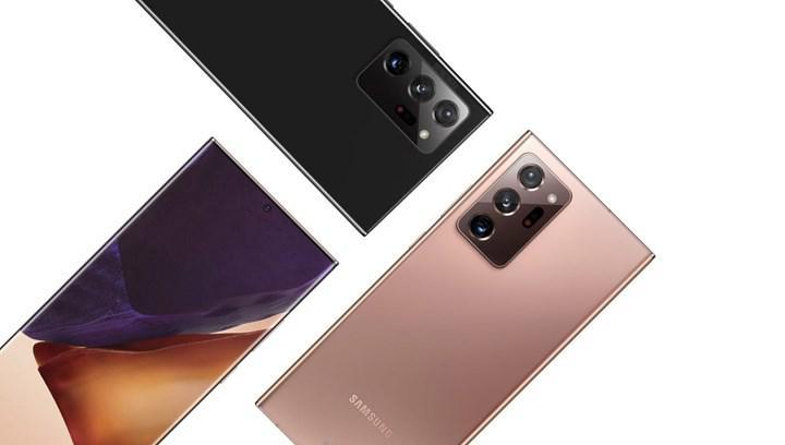 Türkiye'de satılacak Galaxy Note 20 Ultra performans testinden geçti