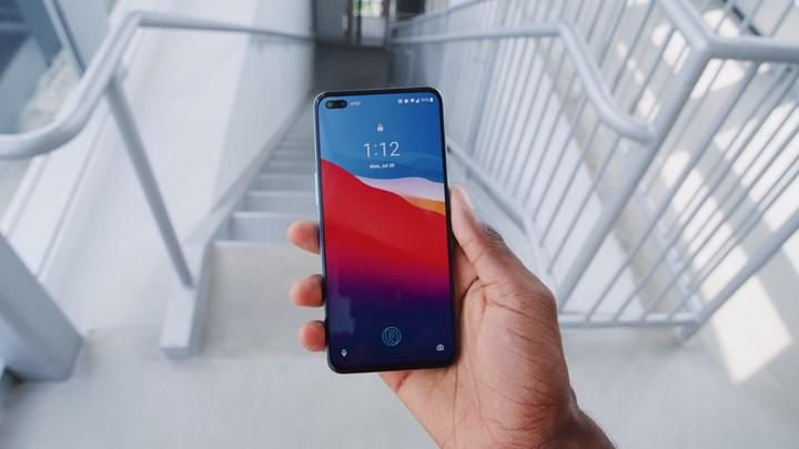 OnePlus Nord'da ekran sorunu ortaya çıktı
