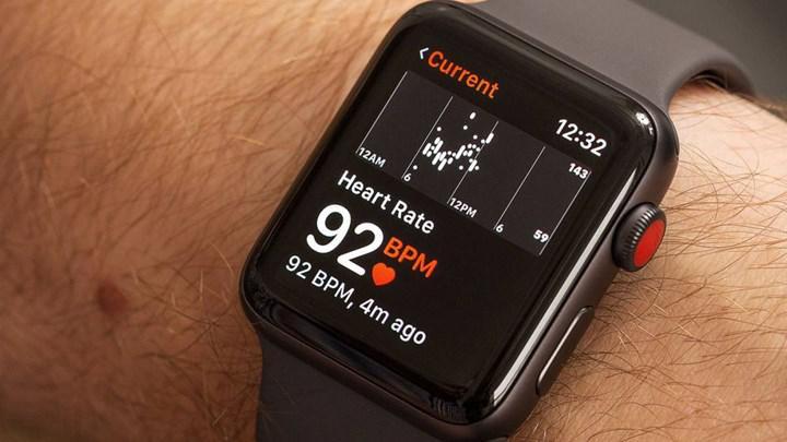 Apple Watch Series 6 kandaki oksijen seviyesini ölçebilecek