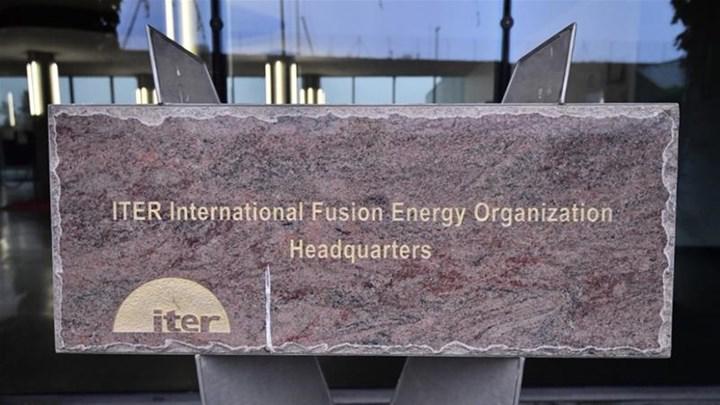 Uluslararası Termonükleer Deneysel Reaktörü'nde (ITER) nihayet montaj aşamasına gelindi