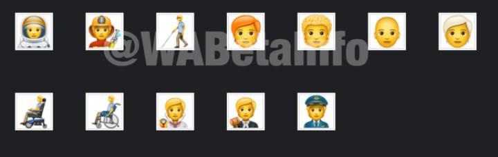 WhatsApp'a 138 yeni emoji eklenecek: İşte o emojiler