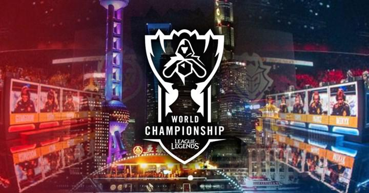 League of Legends Dünya Şampiyonası Eylül ayında Şangay'da gerçekleşecek