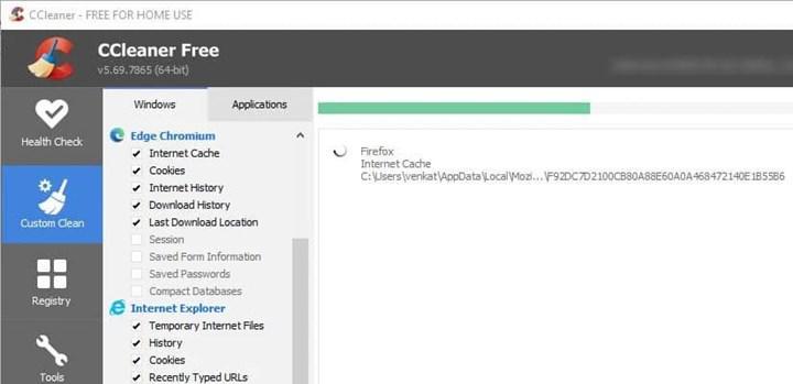 CCleaner yine iş başında: Firefox eklentilerini siliyor