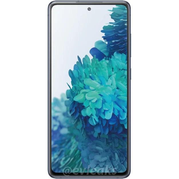 Samsung Galaxy S20 Fan Edition 5G'nin görüntüsü sızdırıldı