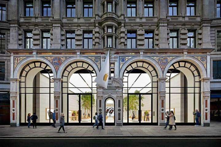 Apple, İngiltere'deki mülk sahiplerinden Apple Store kiralarını yüzde 50 düşürmelerini istiyor