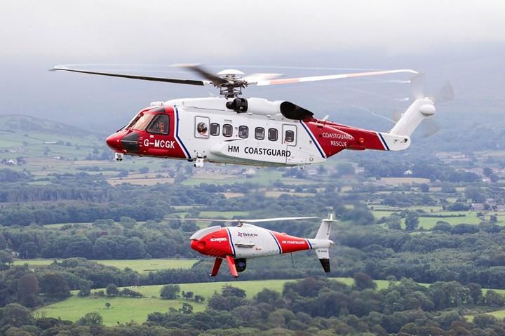 İngiliz Sahil Güvenliği arama kurtarma faaliyetleri için İHA kullanmaya hazırlanıyor