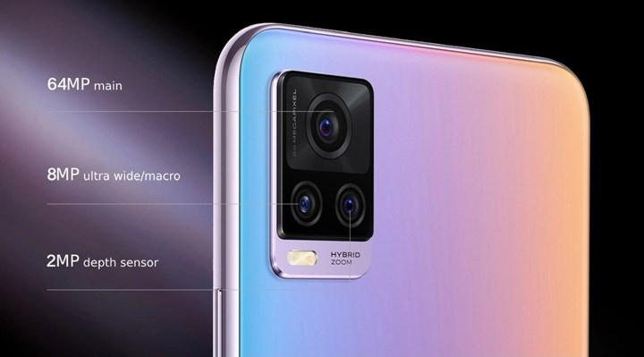 Vivo S7 tanıtıldı: 5G desteği ve 7.4 mm kalınlık