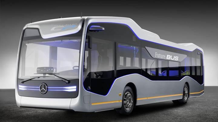 '2040 yılında otobüslerin yüzde 80'i elektrikli olacak'