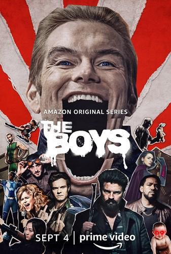 The Boys'un 2. sezonundan fragman ve poster paylaşıldı