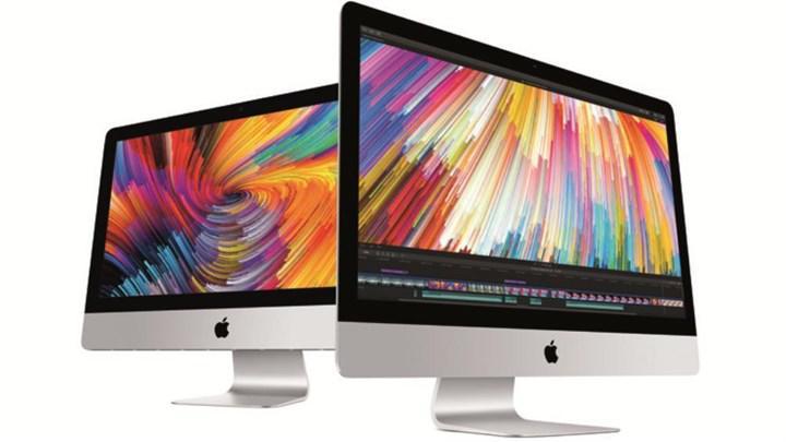 Apple iMac yenilendi