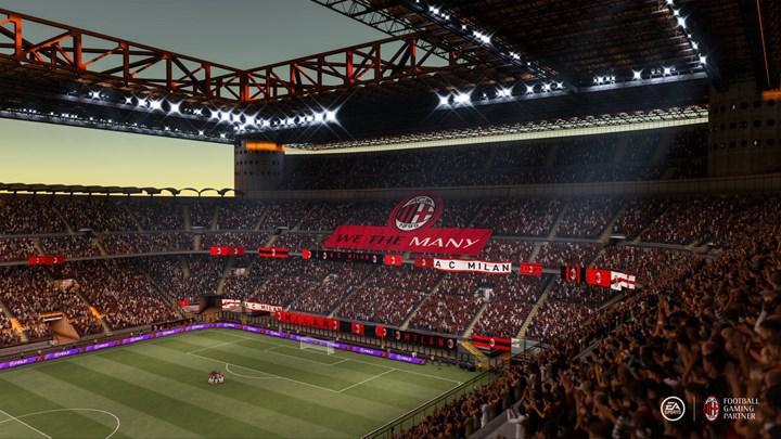 FIFA 21'in yeni özelliklerini gösteren oynanış videosu yayınlandı