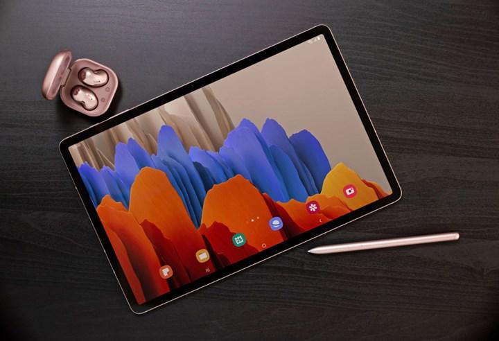 Galaxy Tab S7 serisi tanıtıldı