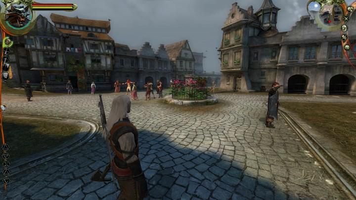 The Witcher 1 oyunu bugün GOG mağazında ücretsiz dağıtılıyor