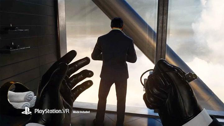 Hitman 3 VR ile düşmanlarımızdan sanal gerçeklik ortamında kurtulacağız
