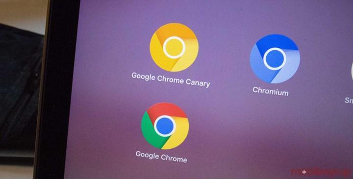 Google Chrome tehlikeli sitelerde form doldurmanızı engelleyecek