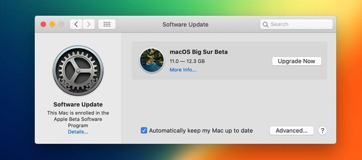 macOS Big Sur Public Beta çıktı! Nasıl indirilir?