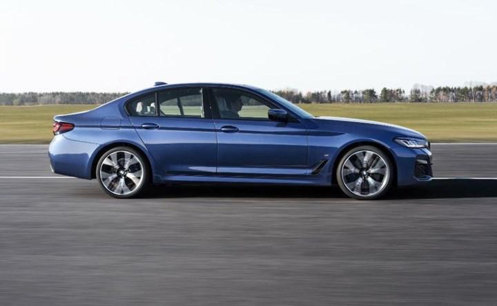 Makyajlı BMW 5 Serisi Türkiye fiyatı ve özellikleri