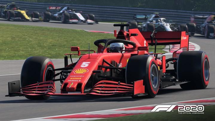 67 TL değerindeki F1 2018 oyunu kısa süreliğine ücretsiz oldu